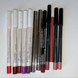Lip liners bundle